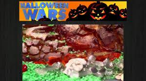 halloween wars season 4 episode 1 the haunted farm youtube