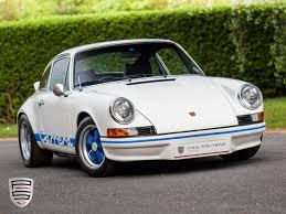 porsche rally car for sale used porsche 911 rs evocation 1972 paul stephens