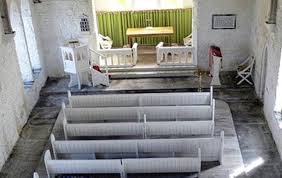 A Different World Interior Desecration Attack On Picturesque Church In Co Galway Described As