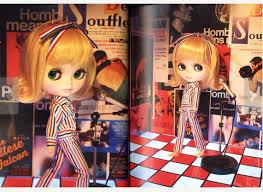 doll design book blythe doll book blythe doll