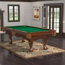 md sports 54 belton foosball table reviews brunswick broadmoor 8 chestnut billiard table with ball and claw