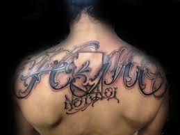 upper back tattoos 50 upper back tattoos for men masculine ink