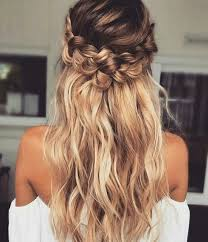 Frisuren Lange Haare Trauzeugin by Frisur Für Eine Garten Oder Zum Ausflug Haare