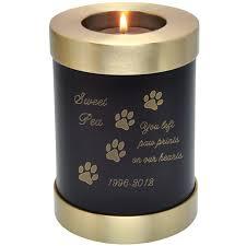 cremation urns for pets candle holder pet urn pet cremation services