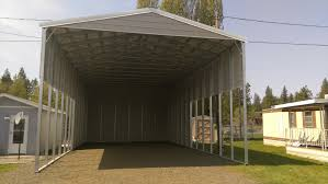 Carports And Garages Carports Metal Sheds Shops Rv Covers