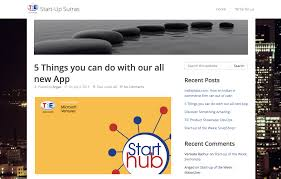successfully launching your app a case study with starthub