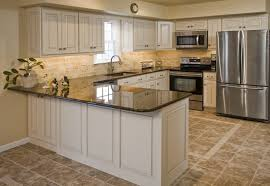 Kitchen Cabinet Refinishing HBE Kitchen - Diy kitchen cabinet refinishing