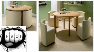 space saving dining set dining room tables with chairs kukielus