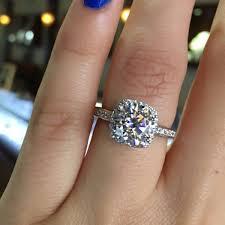 tacori dantela tacori engagement rings dantela diamond halo 18k white gold shank