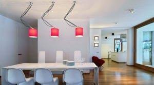 illuminazione sala da pranzo lada per la sala da pranzo