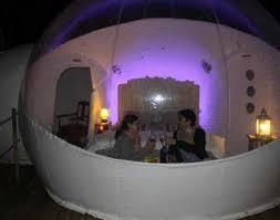 chambre bulles bulle transparente cabanes de