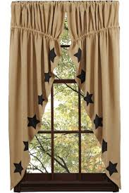 Black Window Valance 79 Best Primitive Curtains Images On Pinterest Primitive