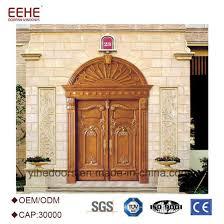 Wood Exterior Entry Doors China Wooden Entry Doors Wooden Door Designs Exterior Front