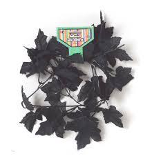 collection black halloween garland pictures amazon com black