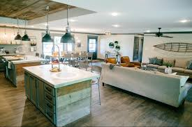 fixer upper season 3 episode 10 the peach house in order to optimize the space for entertaining we ended up removing quite a few walls in the living dining and kitchen area since this was going to be