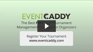 siege caddie b golf event management software event caddy