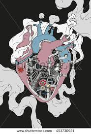 mechanical heart stock images royalty free images u0026 vectors