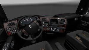 renault 4 interior renault magnum interior euro truck simulator 2 mods