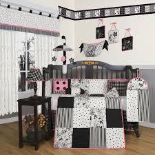 Boutique Crib Bedding Geenny Boutique Flower And Dot 13 Crib Bedding Set Walmart