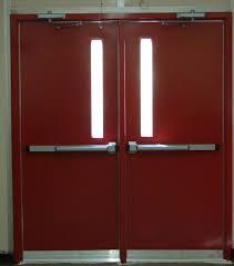 Commercial Exterior Steel Doors Doors Glamorous Commercial Steel Exterior Doors Commercial Glass