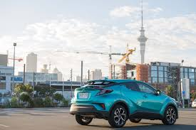 it u0027s here we drive toyota u0027s highly anticipated ch r road tests