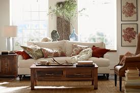 Pottery Barn Fall Decor - fall decor is all about blending styles the columbian