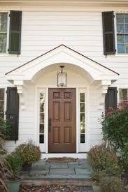 Metal Awnings For Front Doors The 25 Best Front Door Awning Ideas On Pinterest Metal Awning