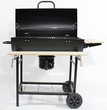 barbecue cuisine charles summer garden grill cooking charcoal patio barrel