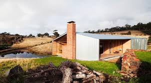 House Designs And Floor Plans Tasmania Compact Shearer U0027s Quarters Country Home Wins Australia U0027s House Of