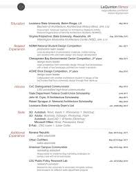 Sample Resume Undergraduate by Best 25 Architect Resume Ideas On Pinterest Architecture