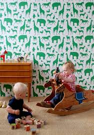 Kid Room Wallpaper by 17 Cool And Creative Kids Room Wallpaper Ideas Home Design And