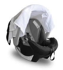 Universal Car Seat Canopy by Cozy Happens Muslin Infant Car Seat Canopy U2013 Itzyritzy