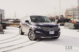 lincoln minivan review 2016 lincoln mkc canadian auto review