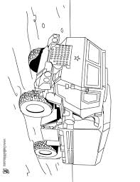 army truck coloring pages hellokids com