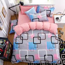 Bed Linen Sizes Uk - aliexpress com buy beddowell cotton bedding sets duvet cover