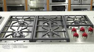 48 Inch Cooktop Gas Wolf Professional 36 Inch Gas Cooktop Cg365p Overview Youtube