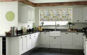 kitchen blinds ideas uk kitchen cool kitchen roller blinds patterned remarkable on