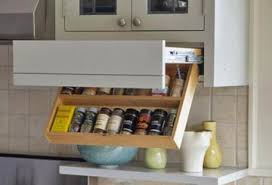7 Clever Design Ideas For Savvy Housekeeping 7 Clever Kitchen Storage Ideas