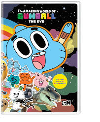 amazon com cartoon network the amazing world of gumball the