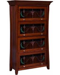 Barrister Bookshelves by Get The Deal Amish Berkley Barrister Bookcase