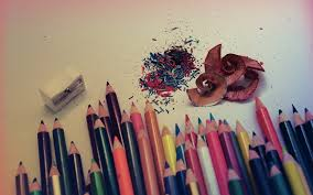 colorful pencils wallpapers colored pencils shavings wallpaper 1379 1920x1200 umad com