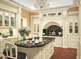 kitchen amazing classic kitchen design ideas with wall cabinet