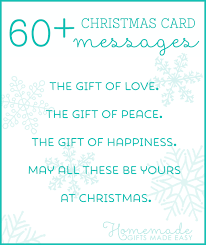 60 best christmas card messages wishes and sayings