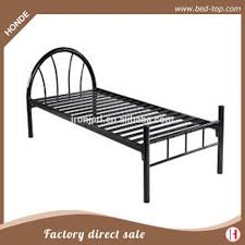 Modern Single Bed Frame Bed Frame 40 Impressive Metal Single Bed Frame Images