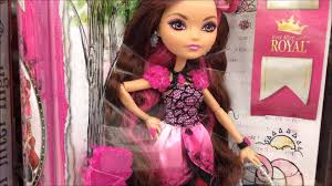 latest monster high ever after high doll range in walmart usa