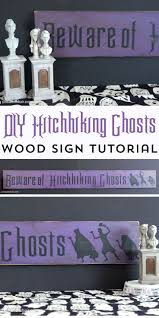 best 20 wooden halloween signs ideas on pinterest halloween