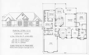 2800 square foot house plans 2800 sq ft house plans luxury home designs square foot colonial