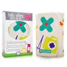 amazon com kidstat hospital grade first aid kit baby