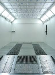 chambre de peinture automobile cabine de peinture fermée pour véhicules à filtre 4 series astra