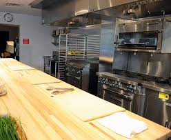 maneuvering in small kitchen spaces http www tigerchef com blog across the aisle from the stove is a prime location for the main prep counter